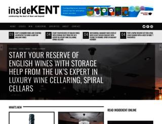 insidekentmagazine.co.uk screenshot