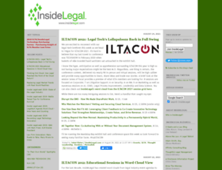 insidelegal.com screenshot