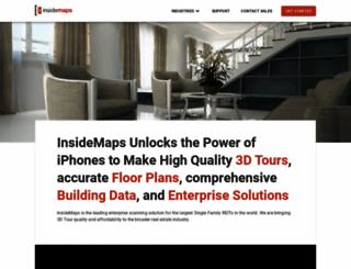 insidemaps.com screenshot