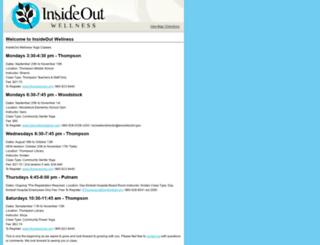 insideoutwellness.com screenshot