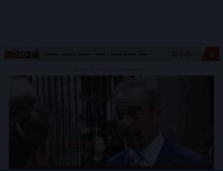 insider.co.uk screenshot