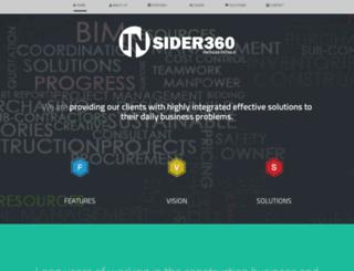 insider360.net screenshot