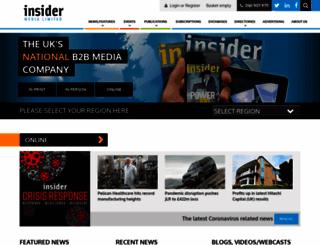 insidermedia.com screenshot