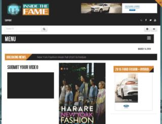 insidethefame.net screenshot