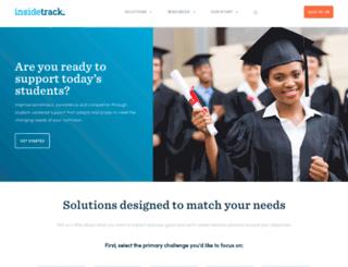 insidetrack.com screenshot