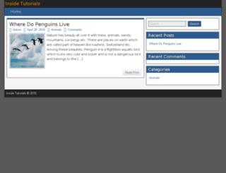 insidetutorials.com screenshot