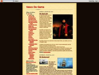insidevasco.blogspot.com screenshot