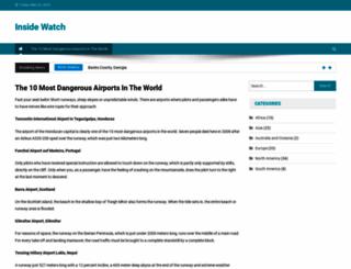 insidewatch.net screenshot