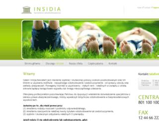 insidia.pl screenshot