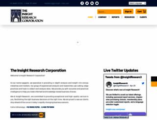 insight-corp.com screenshot