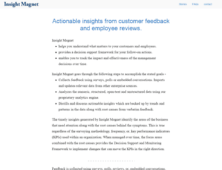 insight-magnet.com screenshot