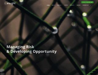 insight.co.za screenshot