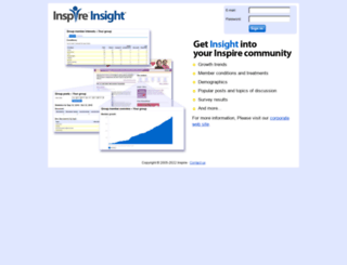 insight.inspire.com screenshot