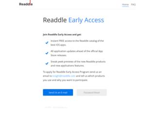 insight.readdle.com screenshot