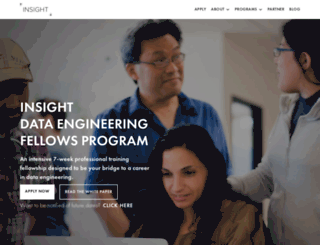 insightdataengineering.com screenshot