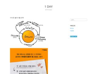 insightday.wordpress.com screenshot