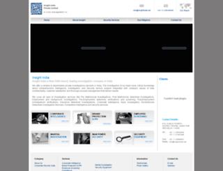 insightindia.net screenshot