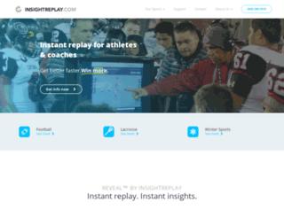 insightreplay.com screenshot