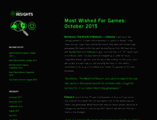 insights.razerzone.com screenshot