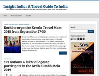 insightsindia.blogspot.com screenshot