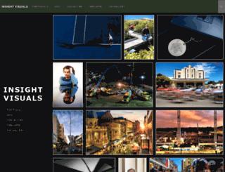 insightvisuals.zenfolio.com screenshot