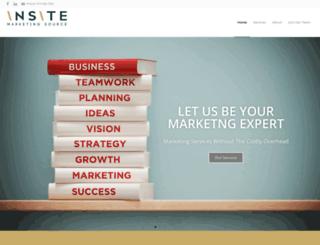 insitemarketing.com screenshot