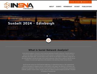 insna.org screenshot
