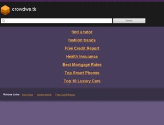 insomer.crowdwe.tk screenshot