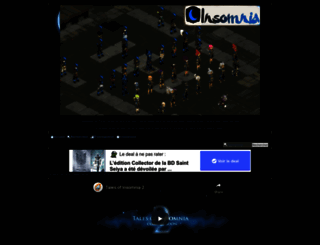 insomnia-wakfu.forumactif.org screenshot
