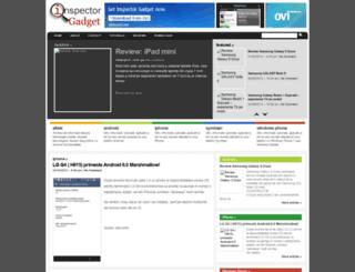 inspectorgadget.info screenshot