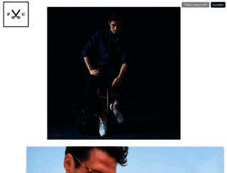 inspiration.propercloth.com screenshot