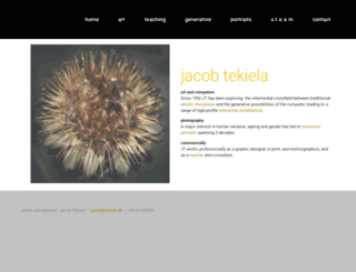 inspiration.tekiela.dk screenshot