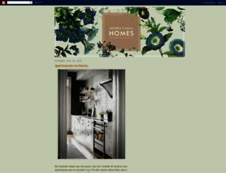 inspirational-homes.blogspot.com.br screenshot
