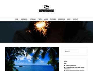 inspirationhive.com screenshot