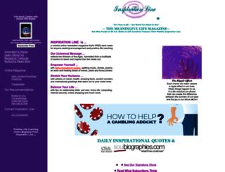 inspirationline.com screenshot