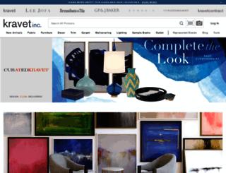 inspire.curatedkravet.com screenshot