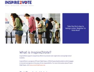 inspire.nationbuilder.com screenshot