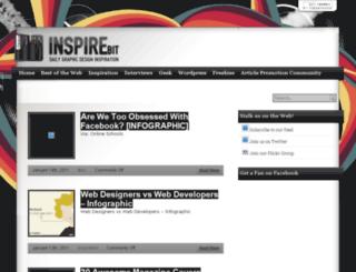 inspirebit.com screenshot