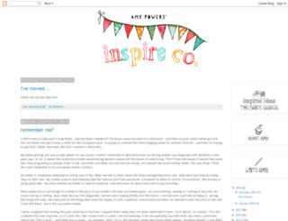 inspireco.blogspot.com screenshot