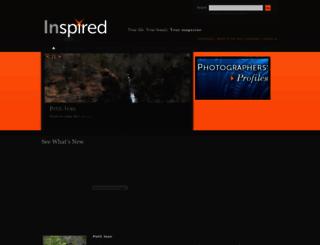 inspiredmag.com screenshot