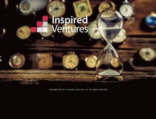 inspiredventures.co.jp screenshot