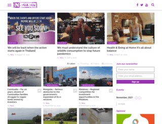 inspirehuahin.com screenshot