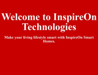 inspireon.co.in screenshot