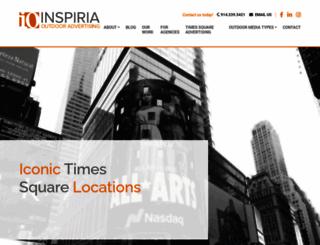 inspiriamedia.com screenshot