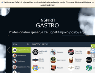 inspirit.ba screenshot