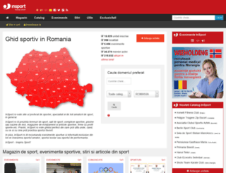 insport.ro screenshot