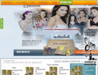 instadiyeti.resmisite.org screenshot