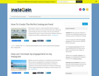 instagain.net screenshot
