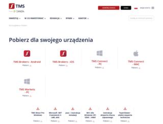 instalacja.tms.pl screenshot