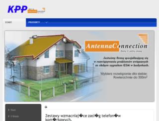 instalacjegsm.pl screenshot